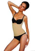NEW PRIMA VALENTINA SHAPEWEAR WOMEN'S WAIST CINCHER TUMMY SLIMMING BELT 78607T