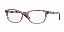 Authentic Vogue Eyeglasses VO2969 2326 Transparent Violet Frames 50MM Rx... - $49.89