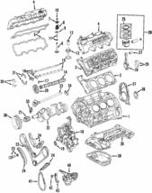 Genuine Mercedes-Benz Vibration Absorber 112-035-16-00 - $352.43