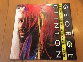 "1989 GEORGE CLINTON ""WHY SHOULD I DOG YOU OUT?"" VINYL 12"" SINGLE RECORD - $8.83"