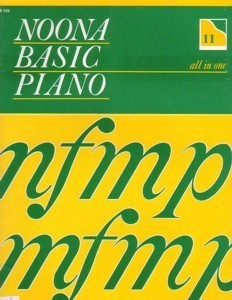 Noona Basic Piano All In One Book 11 (Level 4)