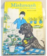 Mishmash the Dog and the Venus Flytrap by Molly Cone 1976 HC children - $3.95