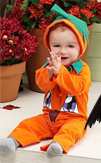 Infant Halloween Costumes 12-18 Months ~ Lil'Punkin Pie