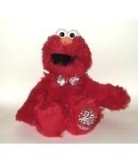 1/2 Price! Elmo Sesame St Live 25 Year Anniversary 2005 Plush - $211,03 MXN