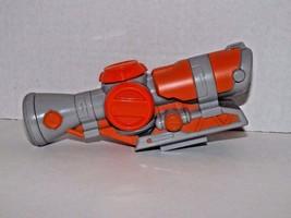 Nerf Rifle Gun Scope 2009 Hasbro HTF Rare C-2822A Orange Used (a) - £21.69 GBP