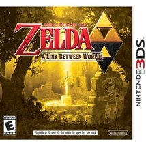 Legend of Zelda: Link between Worlds (Nintendo ... - $60.00
