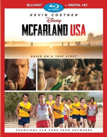 Mcfarland Usa (Blu-Ray/Re-Pkgd)