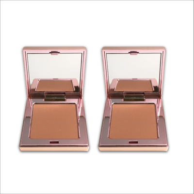 Primary image for Elizabeth Arden Pure Finish Bronze Powder - Warm Radiance - LOT OF 2