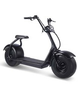 Fat Tire 60v 18ah 2000w Lithium Electric Scooter Black - $1,299.00