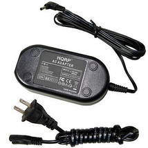 Hqrp Ac Adapter Charger For Canon ZR200 ZR300 ZR400 ZR500 ZR600 ZR700 - $19.30