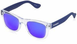 Havaianas Paraty/m Square Sunglasses, Cry Blue, 50 mm - $39.03