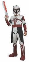 Star Wars Boys Clone Trooper Commander Fox Costume (Medium) - $23.74