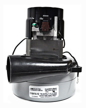 Ametek Lamb 5.7 Inch 240 Volt 2 Stage b/B Tangential Bypass Motor 116414-13 - $249.02