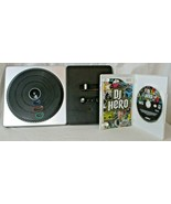 Nintendo Wii DJ Hero Turntable Controller W/ DJ Hero Scratch & Mix - $29.69