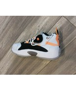 Nike Swoopes II White Black Orange Pulse 917592-102 Size 9 Womens - $69.00