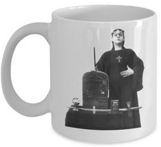 Thelema coffee mug - Aleister Crowley Magus - OTO Magick ritual cup - Esoteric - $20.90
