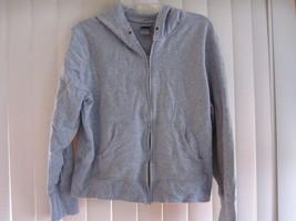 Girls Gray Champion Sweat Shirt Size Extra Large - $4.99