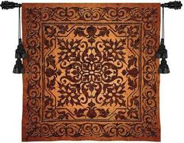 53x53 IRON WORK Fine Art Tapestry Wall Hanging  - $179.95