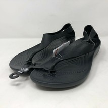 Crocs Women's Serena Flip Thong Sandal Sz 11 Slip On Thong Beach Summer - $64.34