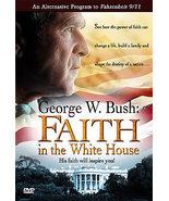 George W. Bush - Faith in the White House DVD - $4.50