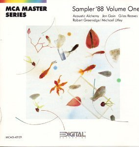 Primary image for Master Series Sampler '88, Vo. 1 CD, Jan '88, MCA USA Acoustic Alchemy & Various