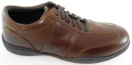 Rockport Rocker Landing 2 Bike Men's Brown Leather Shoes Wide(W), V82552 - $63.99