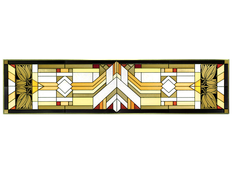 Stained glass mission horizontal  r 112