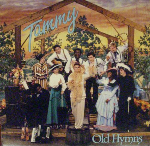 Primary image for TAMMY, OLD HYMNS - GOSPEL PTL LP Never Opened Still in Sealed Plastic Wrap