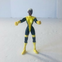 Marvel X-Men ToyBiz Storm Team Suit Short Hair Strike Force Action Figur... - $49.49