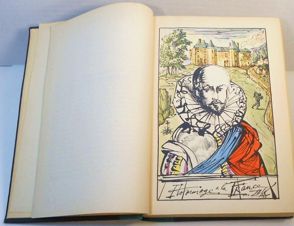 essays on michael de montaigne illustrated by salvador dali Michel de montaigne has 429 books on goodreads with 54745 ratings michel de montaigne's most popular book is an abstract of the most curious & excellent.