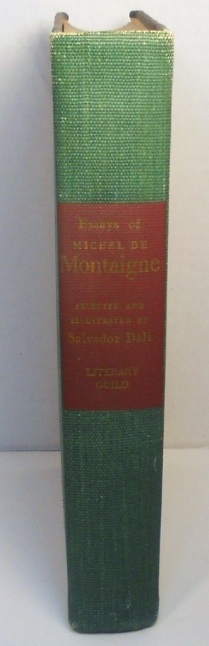 selected essays of michel de montaigne Get this from a library selected essays of michel de montaigne [michel de montaigne charles cotton william carew hazlitt.
