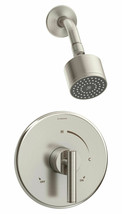 Symmons 3501-CYL-1.5-TRM Dia Shower Only Trim Package - Satin Nickel  **... - $99.99
