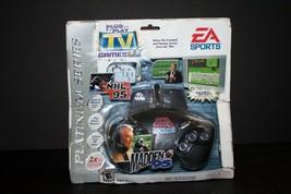 EA Sports Plug and Play TV Game Jakks Pacific Madden 95 & NHL 95 2004  - $24.74