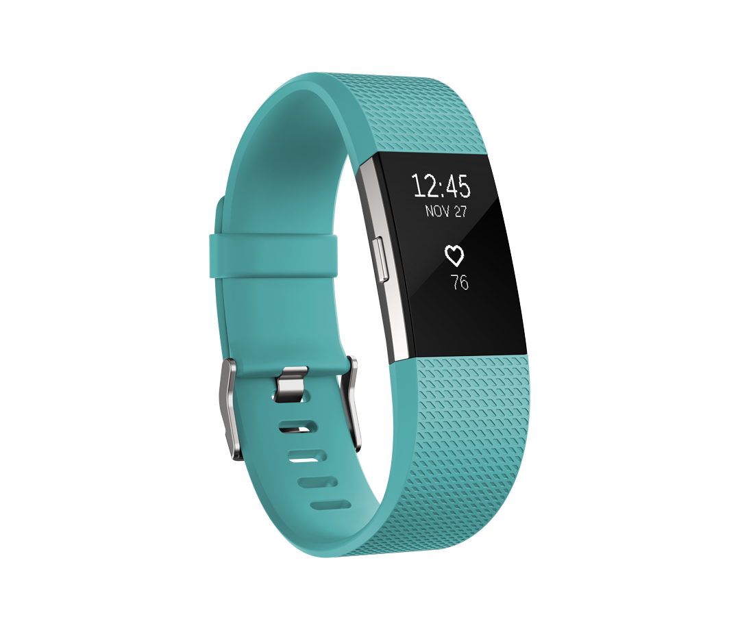 Fitbit Charge 2 Heart Rate Fitness Watch - No wristband just watch