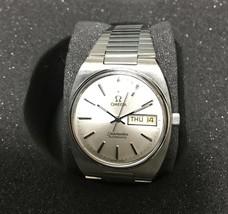 1970 Omega Seamaster Day-Date Cal1022 self-winding watch watch - $1,249.77