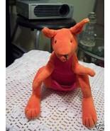 "Manhattan Toy Co Plush Kangaroo 8"" Stuffed Animal Toy - $9.77"