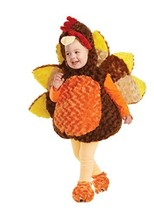Underwraps Baby's Turkey Costume, Brown, Medium 18-24 Months - £29.40 GBP