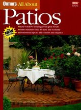 Ortho's All About Patios Ortho Books and Erickson, Larry - $6.88