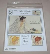 The Bride Angela Cross Stitch to Personalize Chartpack 394 Pegasus Garri... - $8.42