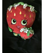 Shopkins Big Strawberry Kiss Pillow And Mini Plush - $17.81