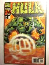 HULK #1B SUNBURST Edition + HULK #1 Regular (Apr 1999/Both NM, 9.4 in gr... - $24.45