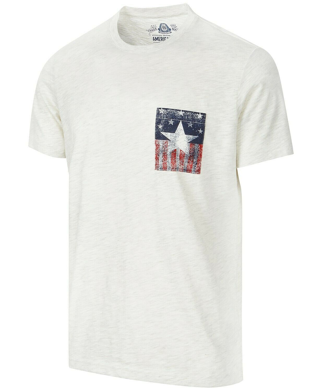American Rag Men's Americana Pocket T-Shirt, Size XL