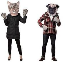 Rasta Imposta Doggie Kit Or Kitty Kit Pet Animal Cuddly Cute Halloween Costume - $19.99