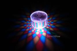 Set of 2 LiteRays LED Light Up Projection LitePod Drink Accessory- Diamonds - $14.50