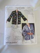 Pagoda Jacket Pattern Brensan Studios - $18.00