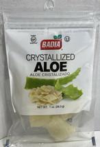 BADIA Crystallized ALOE 1 oz packet  One Pack 9/2022 Exp - $4.89