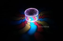 Set of 2 LiteRays LED Light Up Projection LitePod Drink Accessory- Twist - $14.50