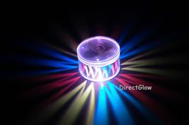Set of 2 LiteRays LED Light Up Projection LitePod Drink Accessory- Dahlia - $14.50