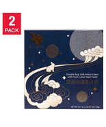 Emperor Premium Double Egg Yolk Moon Cakes with Pure Lotus Seed Paste 2-... - $54.99