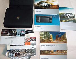 2009 MB Mercedes Benz E Class Owners Handbooks Manuals Booklets w/Snap C... - $41.36